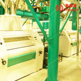 Farinha de trigo do padrão europeu que processa a maquinaria