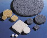 A SIC/Al2O3/Zircão/Filtro de Espuma de cerâmica de óxido de magnésio para a Fundição