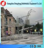 Stadiums-Geräten-Binder-Systems-Entwurfs-Aluminiumereignis-Bildschirmanzeige-Schraubbolzen-Quadrat-Binder mit Beleuchtung