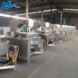 Alta Automática grande capacidade de gases com molho de pimenta aquecida fazendo Fogão industrial pela fábrica em preço baixo