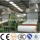 Высокое качество 2400 мм целлюлозно бумажных отходов переработки Jumbo Frames рулон туалетной бумаги ткани бумагоделательной машины стабилизатора поперечной устойчивости