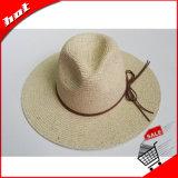 Документ Sun соломы Панама Fedora Red Hat соломы женщин