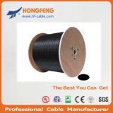 Conformité RoHS 10d-Fb CCTV Trunk Coaxial Cable
