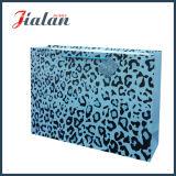 Печать леопарда подгоняет высокого качества оптовых продаж логоса мешок дешевого бумажный