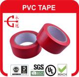 Hot vender colorido impreso PVC Cinta Adhesiva cinta adhesiva de PVC negro