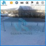 Aluminiumkonzert-Stadiums-Dach-Binder-Quadrat-Binder