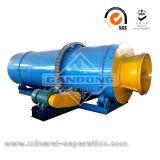 Épurateur rotatoire de matériel d'extraction de l'or de placer de minerai d'argile