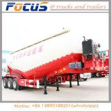 Compressor en Dieselmotor 55cbm van de nadruk de BulkAanhangwagen van de Tanker van het Cement
