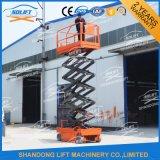 De verticale Kleine Elektrische Hydraulische Lift van de Mens van de Schaar met Ce
