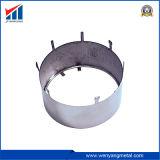 Parti su ordinazione del dissipatore di calore di precisione della lega di alluminio