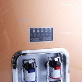 Stadium RO-Wasser-Reinigungsapparat der Filtration-Genauigkeits-5 ohne Pumpe