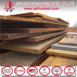 A588 resisten la placa de acero de Corten del tiempo para el material de construcción