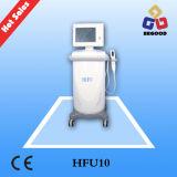 Fréquence de la peau d'échographie à haute intensité Serrer l'équipement