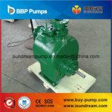 Pompe à béton montée sur remorque certifiée ISO9001