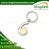 Kundenspezifisches Zink-Legierungs-Leerzeichen Keychain