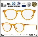 イタリア語はアセテートのEyewearの光学フレーム/ガラスを決め付ける