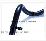"""1/8 """" flexibler umsponnener Gummi-PUNKT SAE J1401 Bremsen-Schlauch"""