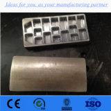 Vorm van de O-ring van het silicone de Rubber van Qingdao Evertech