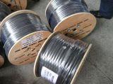 Los cables de soldar los cables de PVC de goma