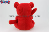Nouveau design Red Bras Long ours en peluche jouet en peluche Bos1119