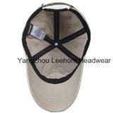 Lavado pesado bordado en 3D Gorra de béisbol