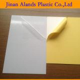 los 31*45cm ambas hojas adhesivas del álbum del PVC de las caras