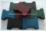 Xlb-550*550*4 azulejos de suelo de goma de 50 toneladas que hacen la máquina