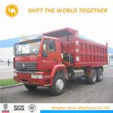 Sinotruk HOWO A7 6X4 30tのダンプトラック