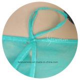 Pp.-grünes Lokalisierungs-Kleid mit gestrickten Stulpen