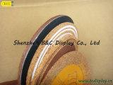 Almofada de copo de cortiça, Placemat de cortiça, Conjunto de coaster de cortiça, Coasters de cortiça (B & C-G074)