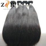 El pelo brasileño natural al por mayor lía el pelo humano