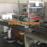 Strumentazione liquida di raccolta medica della macchina per l'imballaggio delle merci del contenitore del cuscino del fornitore di Foshan