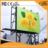 Farbenreiches im Freien Bildschirmanzeige-Panel LED-P6 für Miete