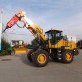 Kleine Lader 630 van het Wiel van de Machines van de Bouw van de Tractor van het Landbouwbedrijf voor Verkoop