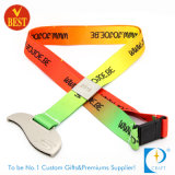 Cheap Custom Heat Transfer Imprimé Neck Lanyard Strap for Publicity
