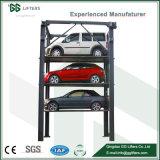 Дешевые и высокое качество Парковка поднять тройной укладчик Парковка поднять Системы парковки