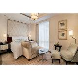 5 estrelas luxo moderno mobiliário de quarto de hotel em madeira maciça define