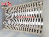 a biomassa 20tph reduz o tamanho do Shredder duplo do eixo do Dobro-Eixo do equipamento