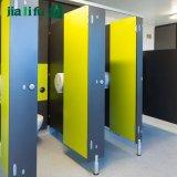 Divisores do compartimento do local de repouso do banheiro do escritório de Jialifu HPL