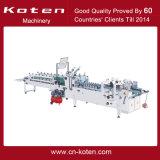 Alta velocidad de plegado y encolado de la máquina (GK-650A)