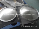 Serbatoio esterno rotondo Manway di apertura dell'acciaio inossidabile con pressione per alimento, strumentazione della bevanda