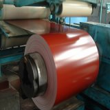 Material de construção Prime quente laminados a frio revestidos de cor Prepainted Zinco médios PPGI PPGL Galvalume Bobina de Aço Galvanizado