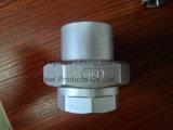 Syndicats d'ajustage de précision de pipe d'acier inoxydable plats avec long B/W