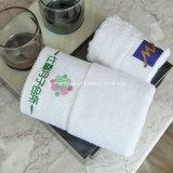 La Chine usine Terry White de gros 100% coton Hôtel Serviette de bain