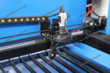 Paño del corte del laser del CO2 del CCD 100W/cuero/venta 1325 de la tela/de la ropa