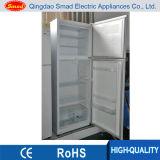 Réfrigérateur et congélateur à la maison de couleur rouge à grande capacité