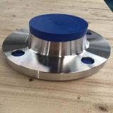 bride de la classe 150 rf de collet de soudure d'acier inoxydable de 304L la NACE