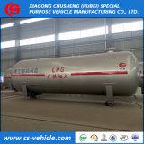 De hete Verkopende Tanker van het Gas van LPG van de Tank van de BulkOpslag van LPG 50000L 50m3 voor Nigeria