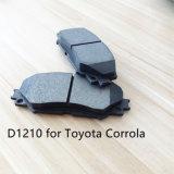 Toyota Corolla Lexus를 위한 자동 브레이크 패드 D1210 0446542160
