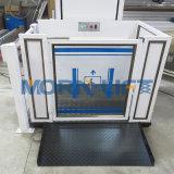 Preço vertical elétrico hidráulico da plataforma dos elevadores da HOME do elevador da cadeira de rodas do tipo 1m do Morn para enfermos
